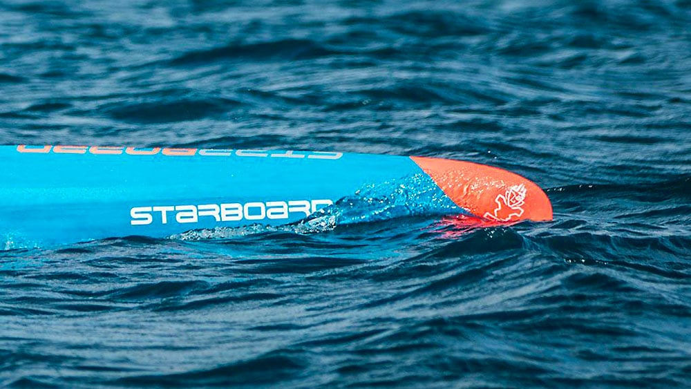 Découvrez le stand up padle Starboard Sprint Race 2019