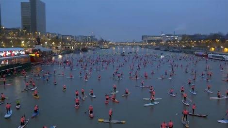 Vidéo Spot TV du Nautic Paris 2018