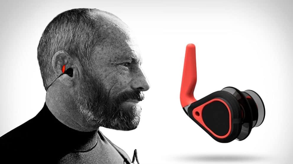 Bouchons d'oreilles Surf Ears 2.0 pour la pratique du stand up paddle