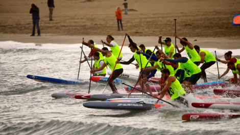 Informations Championnats de France Sup Race 2018