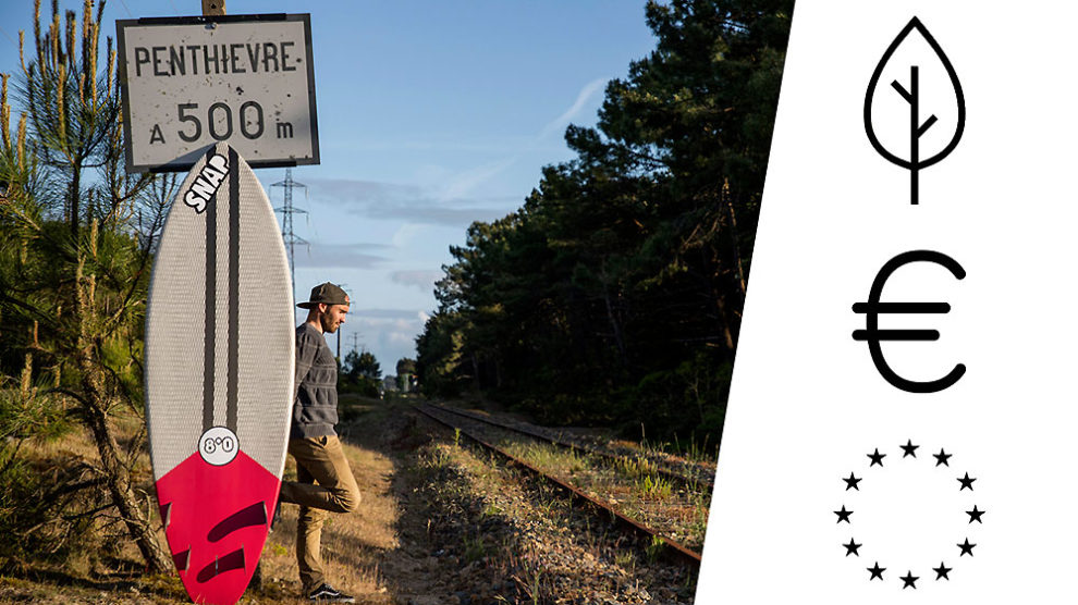 Snap Boards, votre stand up paddle fabriqué en Europe