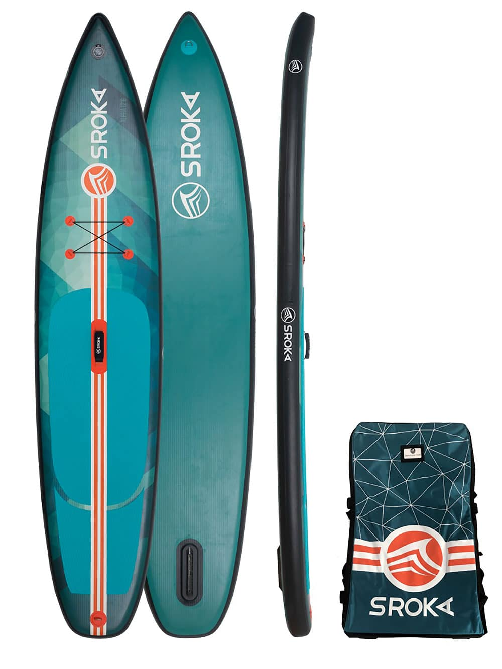 La gamme stand up paddle Alpha de Sroka Compagny
