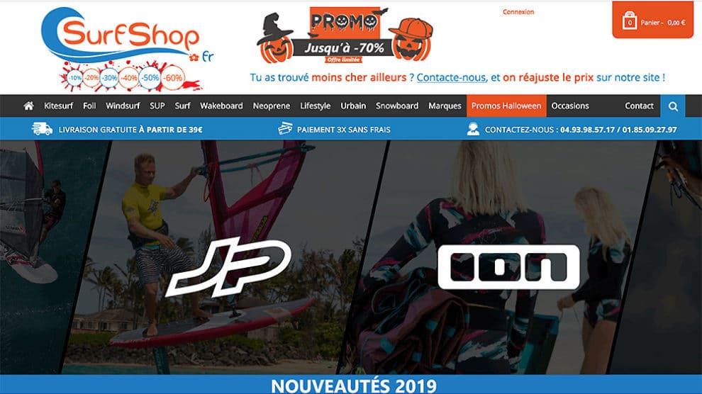 SurfShop.fr, le spécialiste de la glisse sous toutes ses formes !
