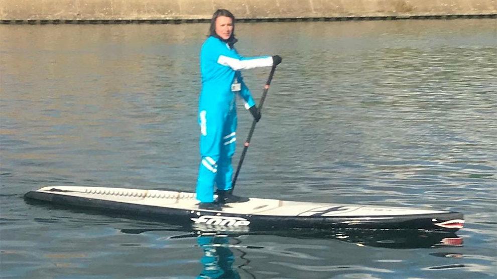 Pratiquer le stand up paddle en hiver et par temps froid
