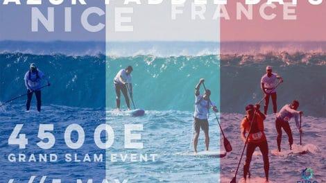 Euro Tour Sup Azur Paddle Days