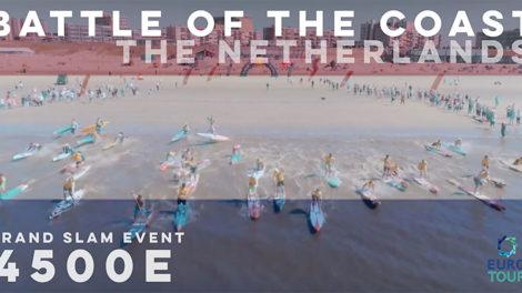 Euro Tour Sup Battle of the Coast