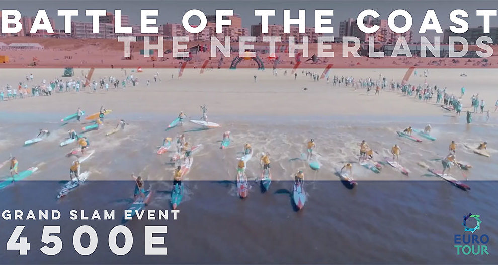 Euro Tour Sup Battle of the Coast