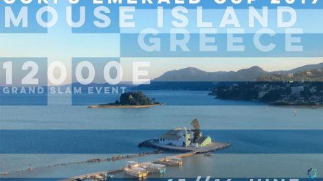 Euro Tour Sup Corfu Emerald Cup
