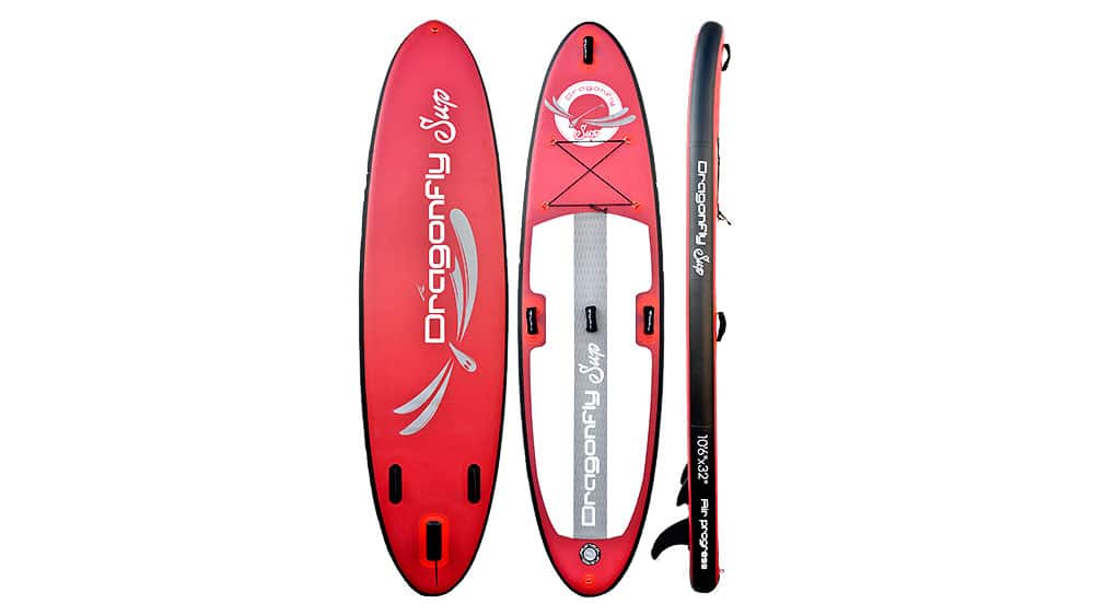 Location stand up paddle Dragonfly Nautic Paddle 2018