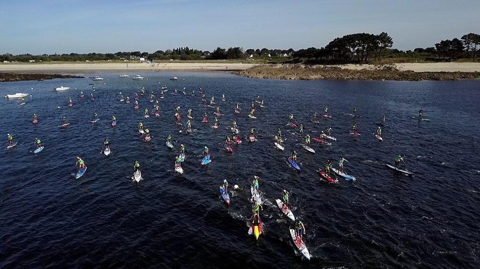 Sup Race Morbihan Paddle Trophy 2019