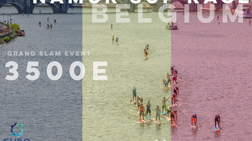 Euro Tour Sup Namur Sup Race 2019