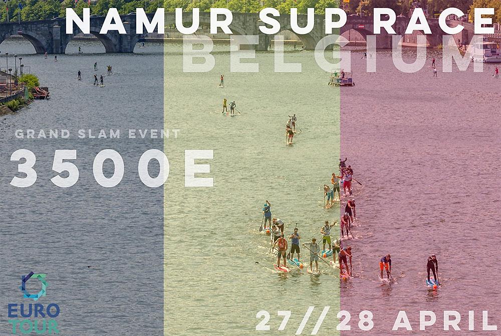 Euro Tour Sup Namur Sup Race 2019