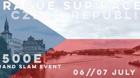 Euro Tour Sup Prague Paddle Festival