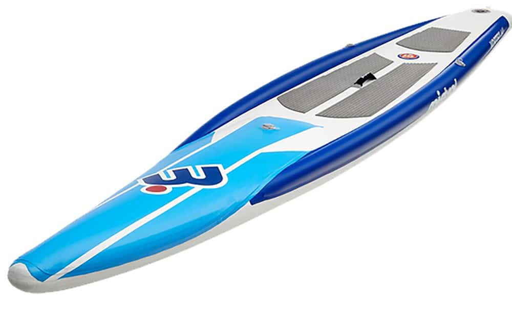 Stand up paddle gonflable Vortex Air et Slipstream Air de Mistral