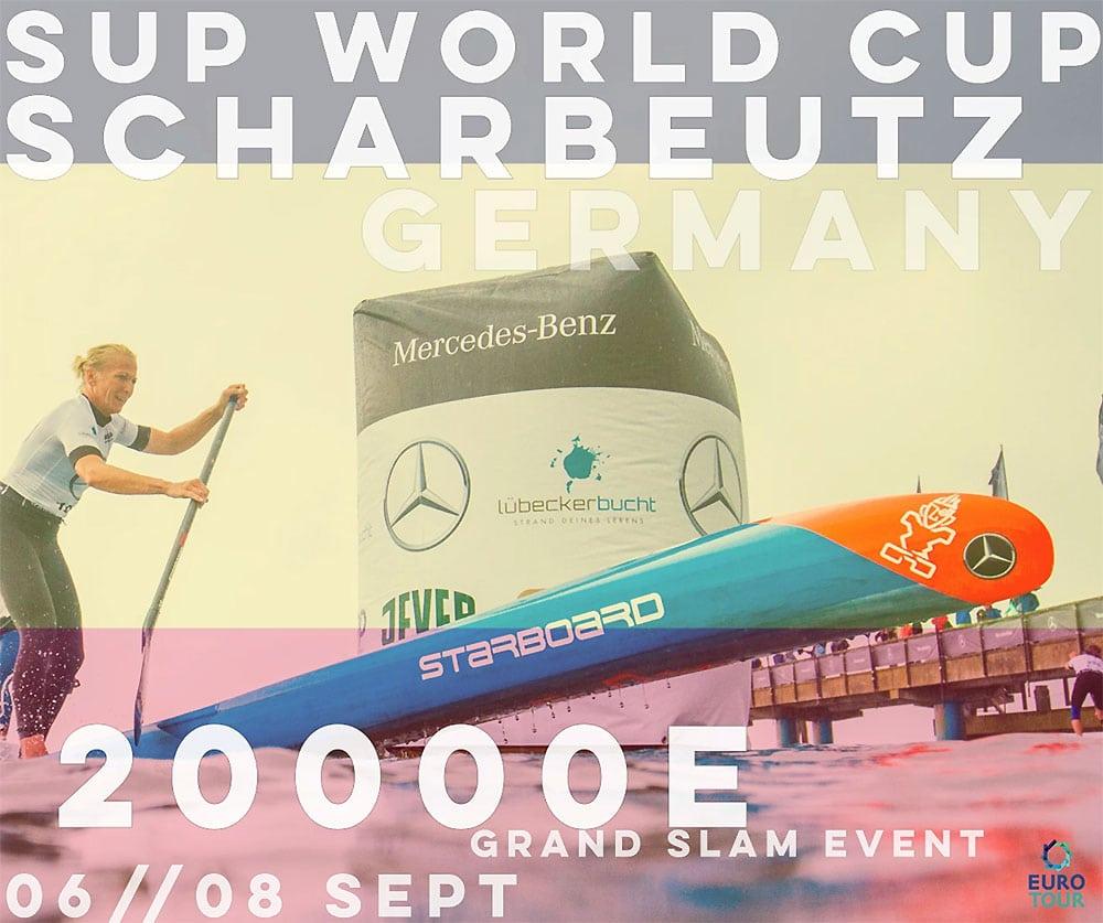 Euro Tour Sup World Cup Scharbeutz