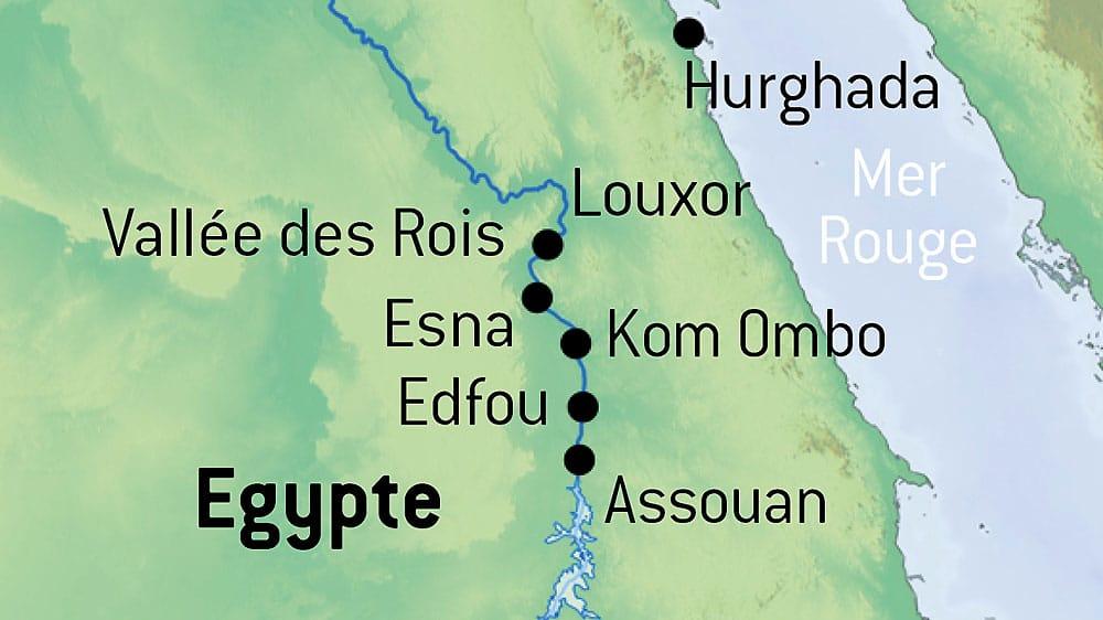 La descente du Nil en stand up paddle d'Assouan à Louxor