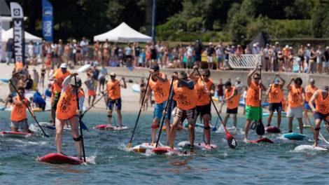 Foesnant Finistère Bretagne LOVE Paddle