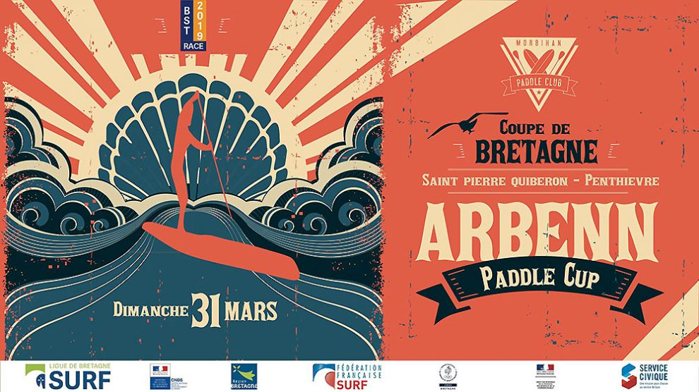 Arbenn Paddle Cup, coupe de Bretagne stand up paddle 2019