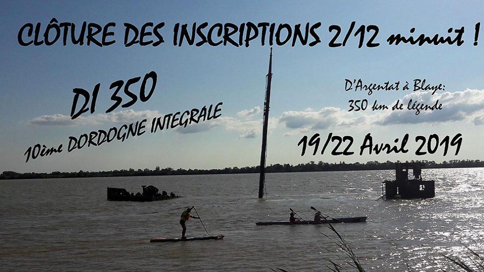 La Dordogne Intégrale 2019 course extrême de stand up paddle