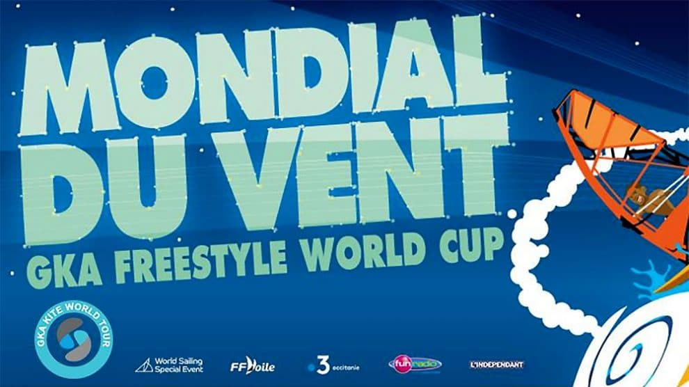 Mondial du vent Leucate stand up paddle 2019