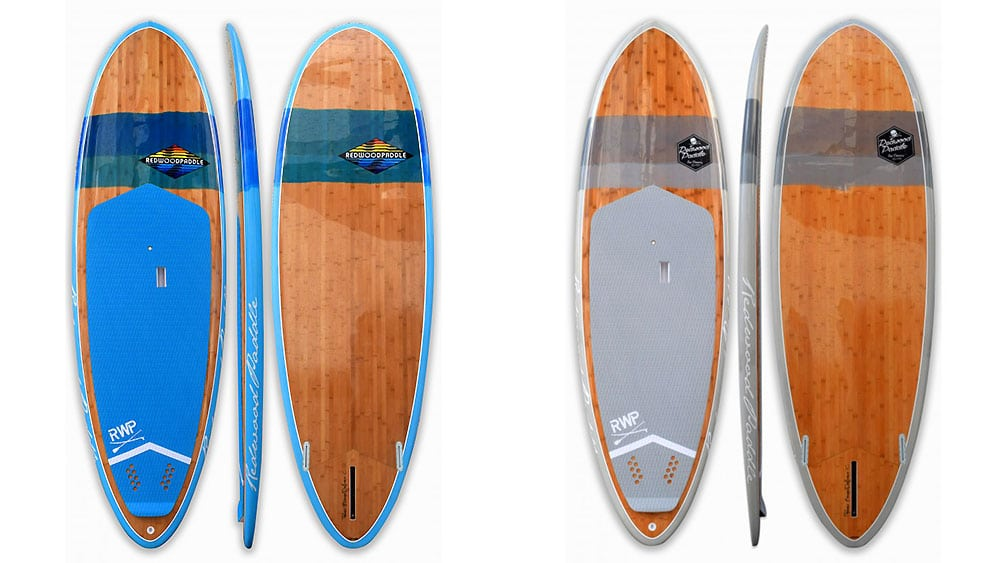 Stand up paddle ballade surf Phénix Ltd de RedwoodPaddle
