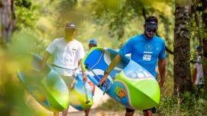 Découvrez la sup race team de Direct Sailing La Baule