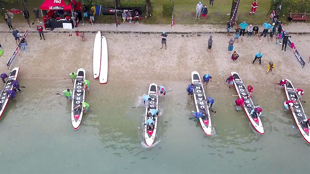 Dargon World Series, championnats du monde de Dragon Sup 2019