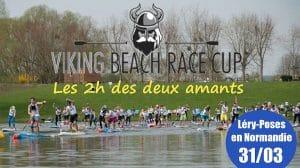 Les 2 heures des deux amants à Léry-Poses, Viking Beach Race Cup