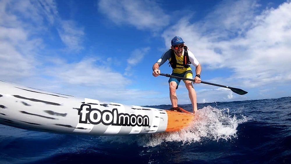 Tout savoir sur la marque de stand up paddle Fool Moon