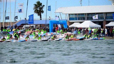 Sup Race Cap d'Agde 2019