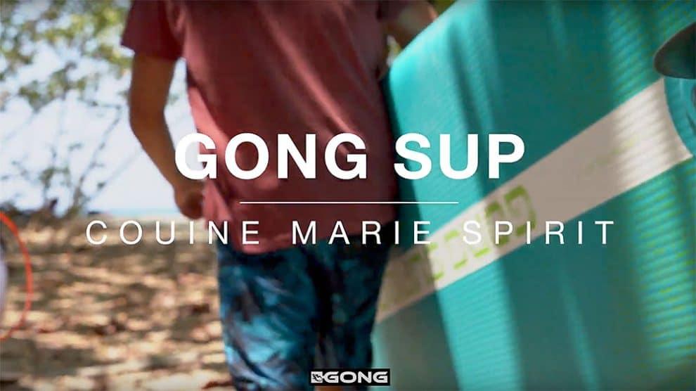 Vidéo sur la gamme Couine Marie Gong sup gonflable 2019
