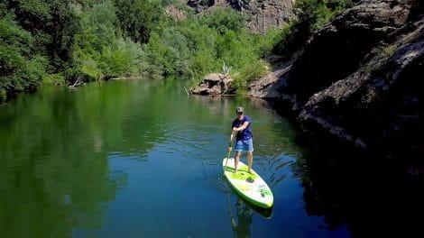 Vidéo Time to Explore au lac de l'Aréna et au rocher de Roquebrune-Sur-Argens