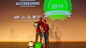 Airboard reçoit le Gold Award 2019 de l'ISPO pour Sup