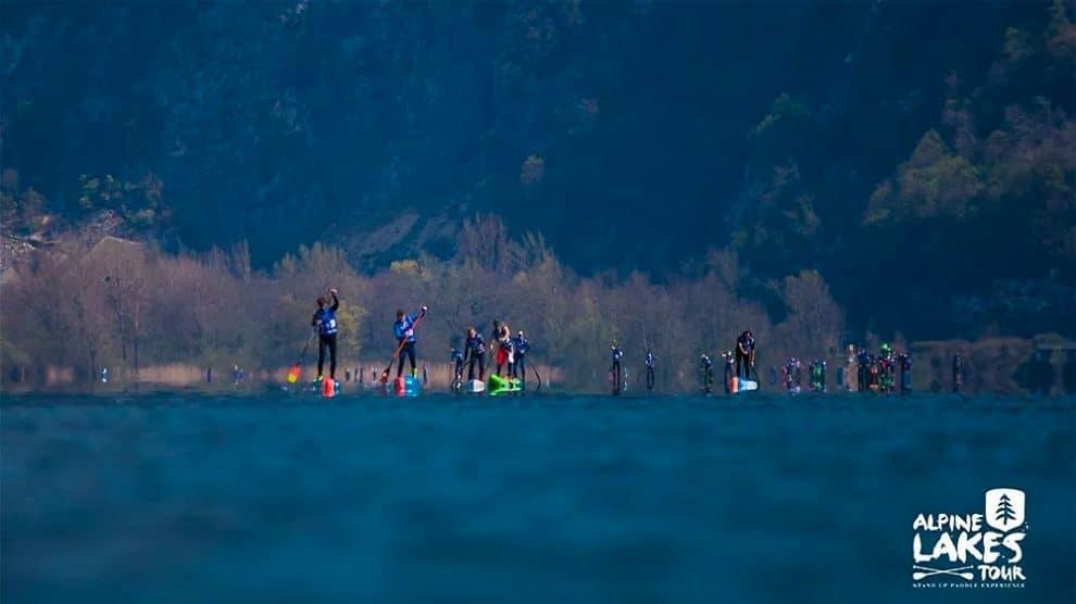 Retour et résultats de la Very Flat Race 2019 au lac d'Aiguebelette