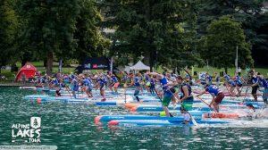 Inscriptions ouvertes de la Pop & Fat Race 2019 à Talloires sur le lac d'Annecy