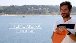 Interview de Filipe Meira, le champion de Sup Race portugais