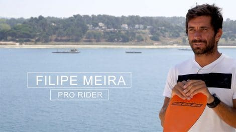 Interview de Filipe Meira, le champion de Sup Race portugais