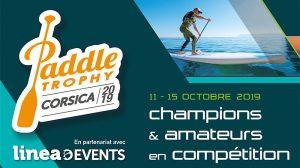 Première édition du Tour de Corse en stand up paddle