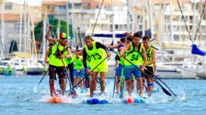 Championnats de France Sup en eaux intérieures 2019