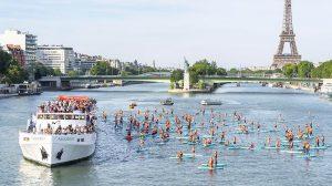 Rendez-vous à Paris sur la Seine au Mille SNSM Paddle Trophy