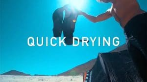 RRD international propose des vêtements adaptés à l'eau