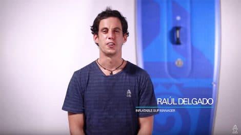 Technologie de soudure à chaud pour les Sup gonflables Starboard