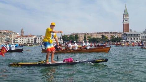 Faire du Sup à la Vogalonga de Venise qui aura lieu le 9 juin 2019