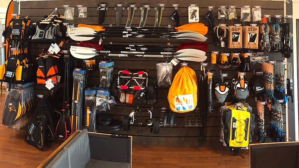 Accessoires au Tahe Outdoors Bic Sport store
