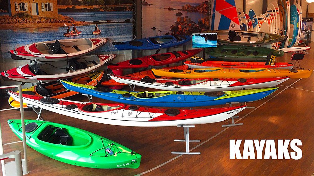 Kayaks Tahe Outdoors Bic Sport store
