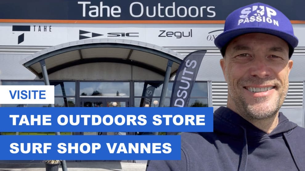 Tahe Outdoors Store shop dans le Morbihan