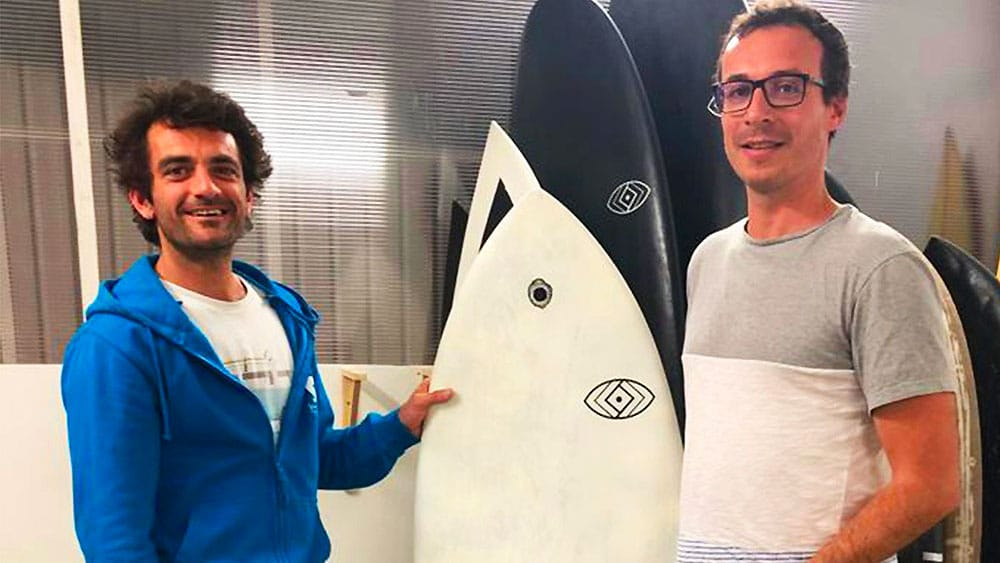 Yuyo planche de surf