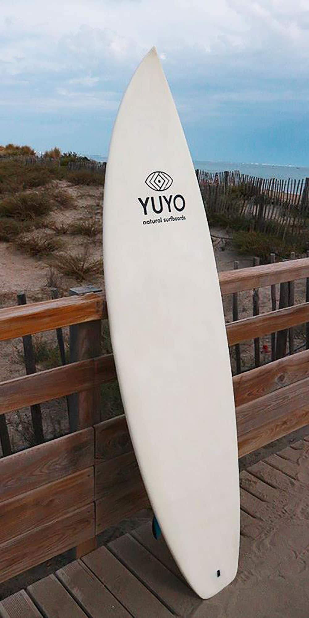 Yuyo planches en matières naturelles ou recyclées
