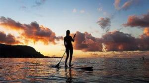 Costa Rica paddle trip et Yoga uniquement pour les filles