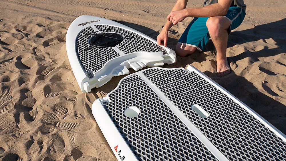 planche de stand up paddle démontable